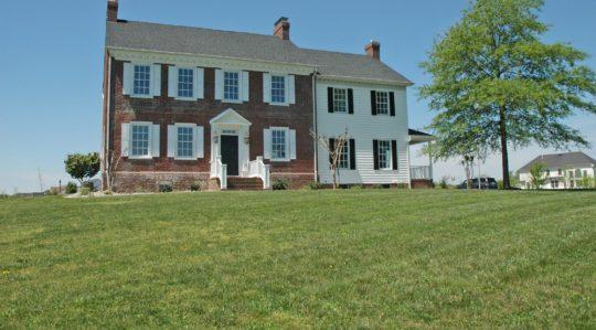 Historic Mansion Restored